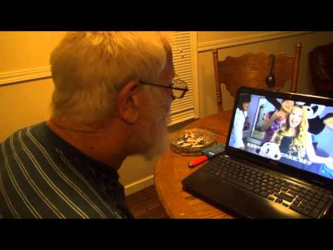 Angry Grandpa Watches Alison Gold - Chinese Food!