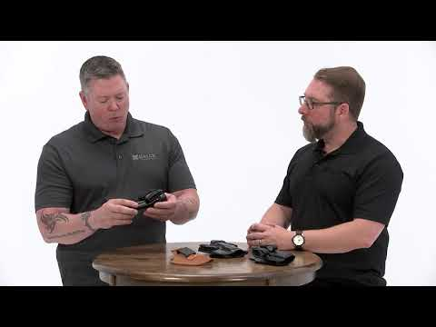 Selection And Safe Use Of IWB Holsters