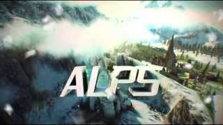 Asphalt 8 / Dodge Dart GT / Max Tuning Race on map Alps