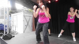 Zumba mit Laura - Eye of the tiger