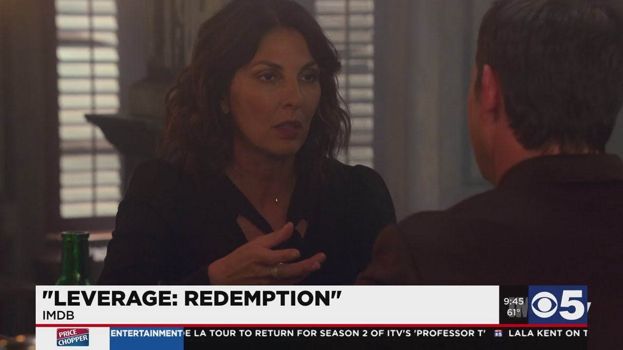 """Download The con is back on in """"Leverage: Redemption"""""""