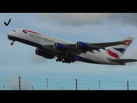 Plane Spotting *Midday Departures* RW27L London Heathrow Airport 🛫🛫✈️