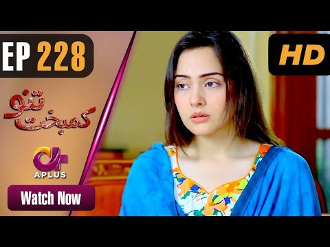 Kambakht Tanno - Episode 228 - Aplus ᴴᴰ Dramas