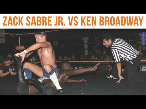 [FREE MATCH] Zack Sabre Jr. vs Ken Broadway - House of Glory Wrestling