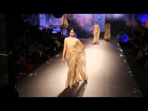 "BMW India Bridal Fashion Week 2015 | Day 2 | Tarun Tahiliani | Collection - ""Our Electric New World"""