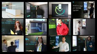 Mayordomo Smart Lockers - Leader in e-Services and Package delivery Smart Lockers