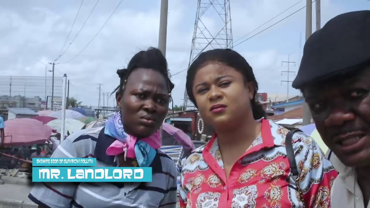 Download MR. LANDLORD TEASER 1  - (NEW SERIES)   2021 Latest Nigerian Nollywood Movie