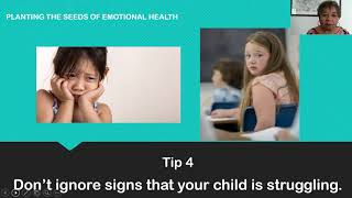Raising Emotionally Healthy Children F
