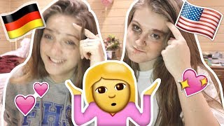 blindfolded make up challenge w/my best friend ♥︎ Jackie Alice
