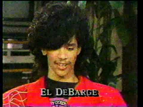 El Debarge: Rare TV Interview from 1985 (Berry Gordy & Motown)