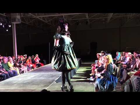 Anime North 2015 fashion show part 1 - Alice and the Pirates  -