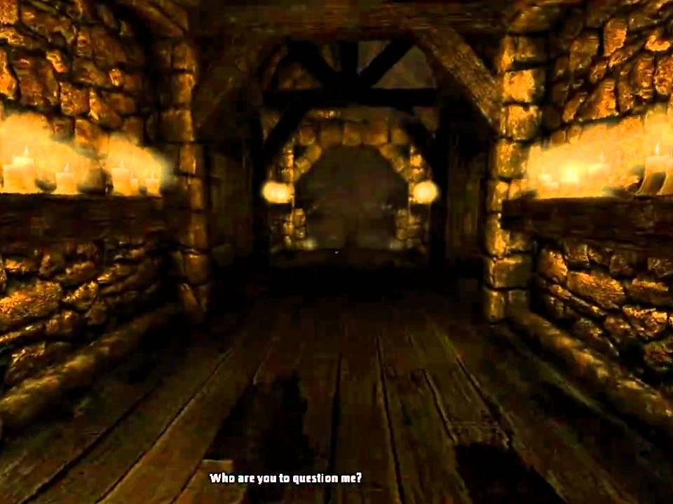 Amnesia The Dark Descent: Agrippa's puzzle - YouTube