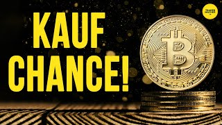 Bitcoin: Kauf-Chance!