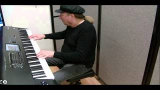 That's Amore (Dean Martin style) - Piano Cover