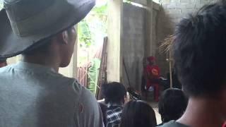Baca Puisi di Acara Hari Jadi ka 2 Taun Sanggar Tumondei Minahasa Selatan