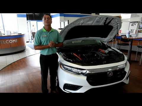 How To: Jump Starting the 2019 Honda Insight