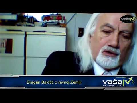 LIVE - Razgovor sa Draganom Balotićem o ravnoj Zemlji - VAŠA TV - RAVNA ZEMLJA