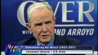 World Over - 2018-07-05 - Korean and Vietnam Wars Veteren LTG Hal Moore with Raymond Arroyo