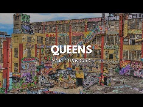 LE QUEENS, NEW YORK CITY - VISITE LIBRE