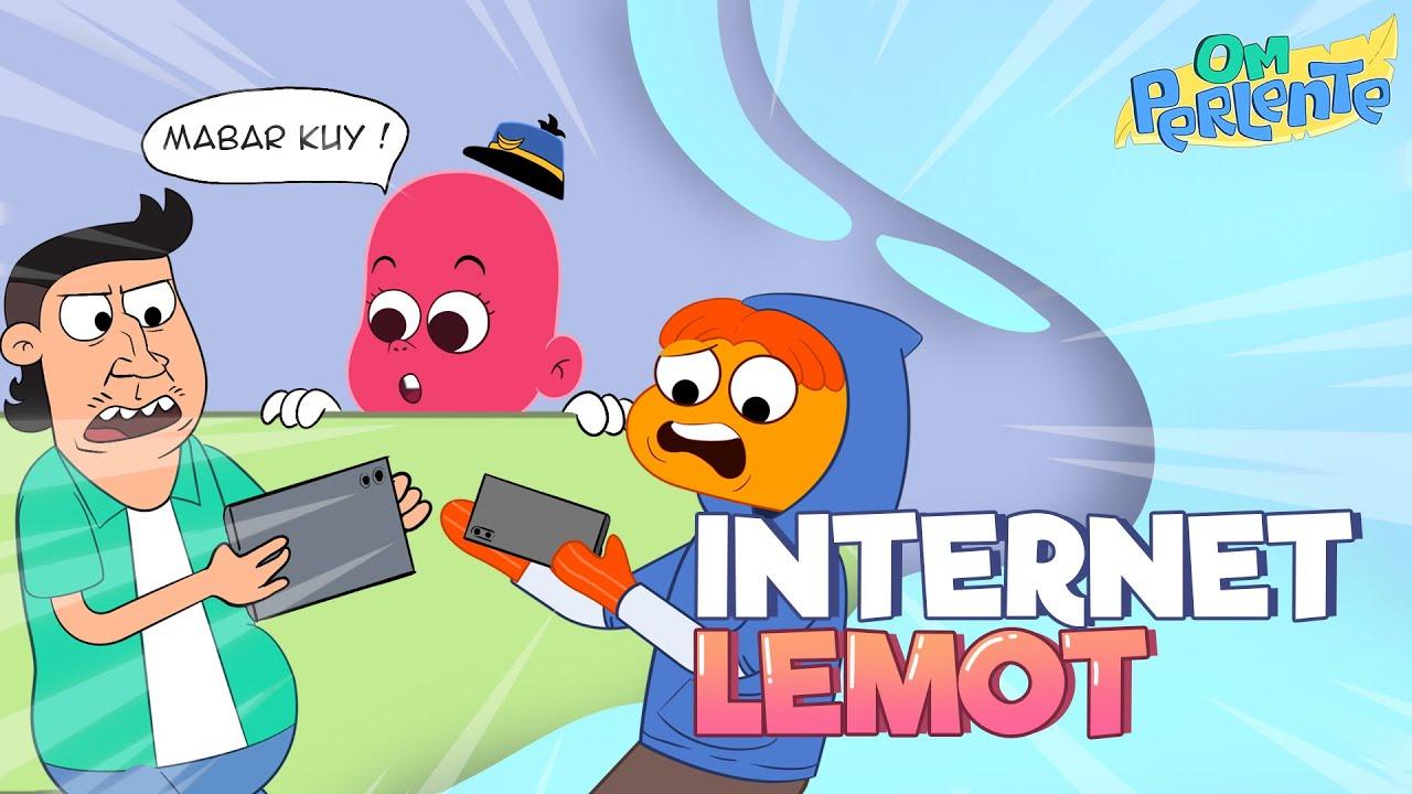 Om Perlente - Eps 12 - Internet Lemot