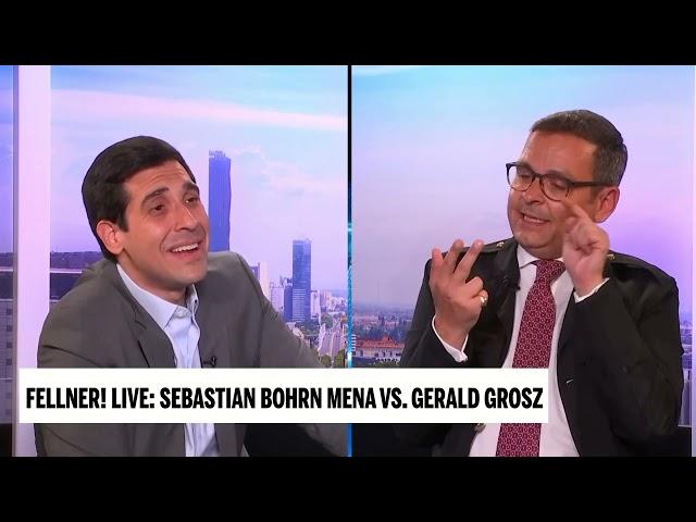 Bei der Willkür werden viele Wirte gar nicht aufsperren - Gerald Grosz in Fellner Live auf oe24.tv