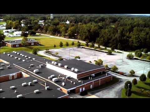 Allardt Elementary School Quadcopter Flyover
