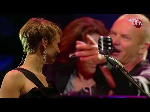 Sting - Every Breath You Take - Festival de Viña 2011 HD