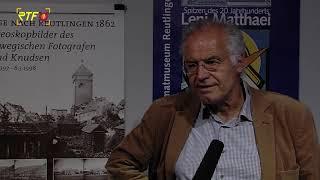 Heimatmuseum Reutlingen - Plakatausstellung zum Abschied von Werner Ströbele