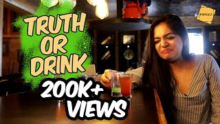 Truth or Drink with Ahaana Krishna || PopCult