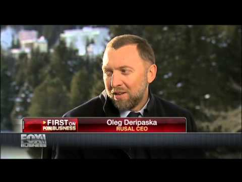 Oleg Deripaska on Russian economy for FOX Business