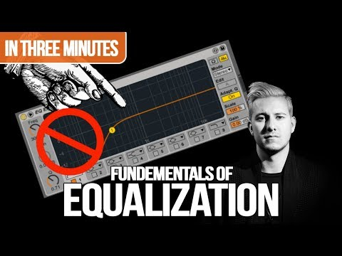EQ IN THREE MINUTES - MUSIC PRODUCTION EXPLAINED FAST