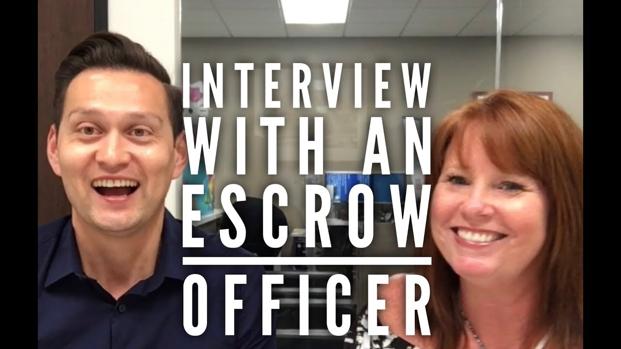 Interview with a 20 year escrow officer! Learn what she looks for in notary  signing agents!!