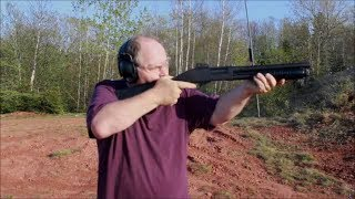 DA Grizzly 12 1/2 Barrel  870 Clone  Overview and Shooting