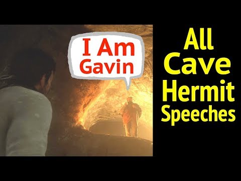 All Gavin Cave Conversations in Red Dead Redemption 2 (RDR2): Compared To Nigel's Notes thumbnail