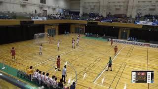 2019年IH ハンドボール 男子 1回戦 今治西(愛媛) VS 國學院大學栃木(栃木)