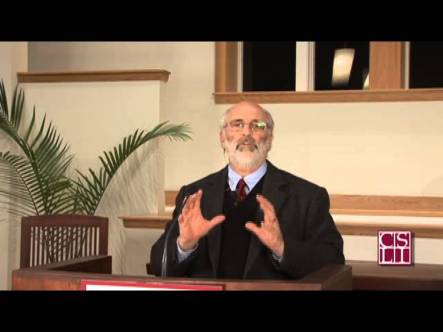 C.S. Lewis's The Screwtape Letters Lecture 1 Background (Jerry Root)