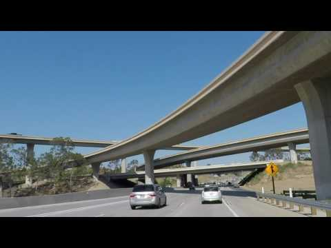 CA91 through Corona - April 2017 - construction completed