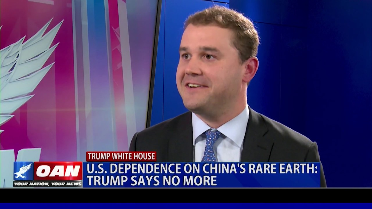 OAN U.S. dependence on China's rare earth: President Trump says no more