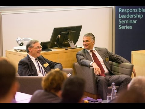 Sergio P. Ermotti: Leading through challenges