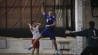 Чемпионат России по гандболу  «СКИФ» – «Таганрог-ЮФУ»