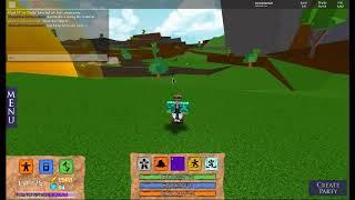 ROBLOX Elemental Battleground ult glitch!!!