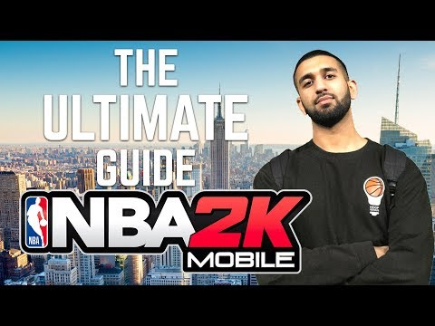 INTERVIEW WITH CREATOR OF NBA 2K MOBILE + FIRST REACTION