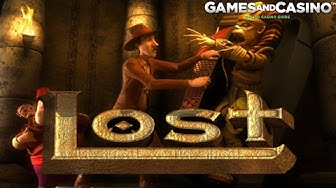 """Online casino slot """"Lost"""" (review)"""