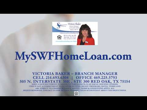 Looking for a Home Mortgage Loan in Red Oak TX? That's All Victoria Does.