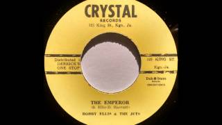 BOBBY ELLIS & THE JETS - The Emperor [1967]