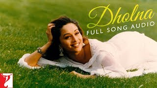 Dholna - Full Song Audio | Dil To Pagal Hai | Lata Mangeshkar | Udit Narayan | Uttam Singh