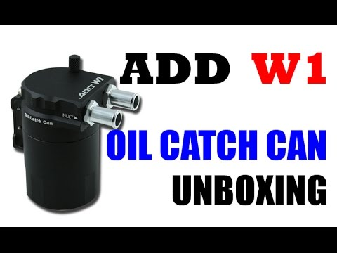 EBAY / AMAZON Oil Catch Can Review