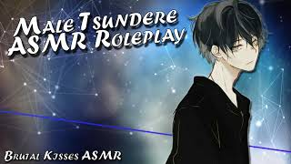 Male Tsundere ASMR Roleplay - Ep. 1 -『Trapped Together』