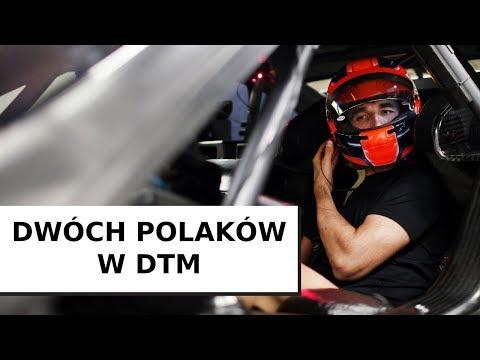 Kubica i Rogalski na testach DTM. Jak do tego podchodzić?    Ósmy bieg #49