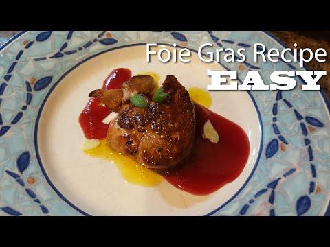 how-to-make-foie-gras-/-foie-gras-recipe-/-recette-foie-gras